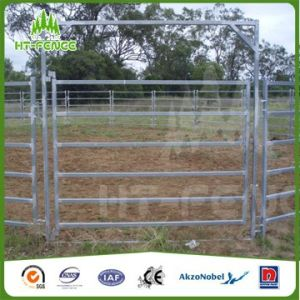1.8*2.4m Galvanised Steel Horse Fence pictures & photos