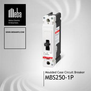 Meba Mould Case Circuit Breaker (MBS-250 1P)