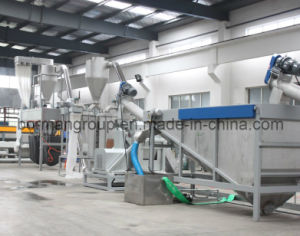 Pet Bottle Recycling Machinery 500-6000kg/H pictures & photos