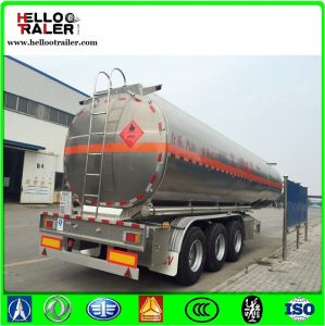 50m3 Aluminum Alloy 5083 5182 5454 Aluminum Trailer with Tanker pictures & photos