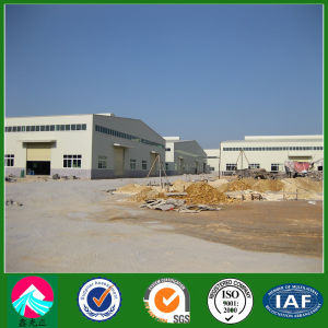Prefabricated Steel Structure Barn Building (XGZ-SSW 120) pictures & photos