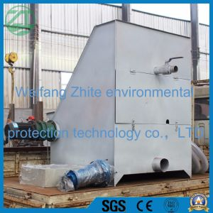 Efficient Inclined Screen Type Solid Liquid Separator of Poultry Manure/Cow Dung/Animal Waste, Duck Feces Processor pictures & photos