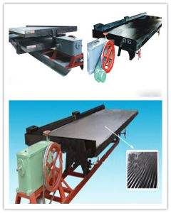 6s Mining Equipment Gravity Separation Gold Shaking Table pictures & photos