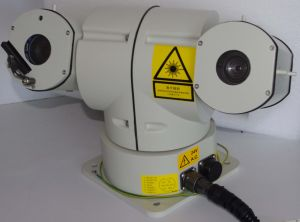 HD Laser PTZ Camera with IP Outdoor with wiper pictures & photos