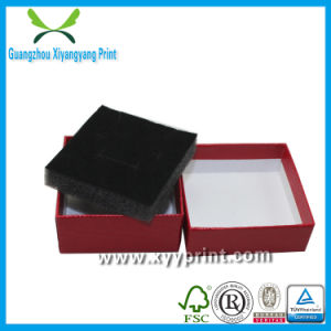 Factory Custom High Quality Cheap Velvet Jewelry Box Wholesale pictures & photos