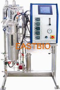 Eastbio® Guqs Series in-Situ Sterilizable Airlift Stainless Steel Fermenter pictures & photos
