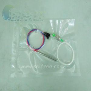1X2 Mini Single Mode Fiber Optic Splitter (RoHS) pictures & photos