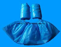 High Quality Disposable Non-Wonen Shoe Cover for Japan pictures & photos
