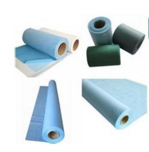 Colourful PP Spunbond Non Woven Fabric Roll pictures & photos