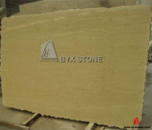 Imported Yellow Travertine Beige Marble Wall Cladding Slab pictures & photos