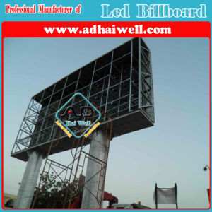 No Welding on Site Easy Installation LED Billboard Structure pictures & photos