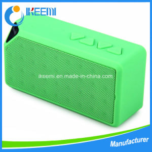 Mini Colorful Rubik′s Cube Powerful Bluetooth Speaker pictures & photos