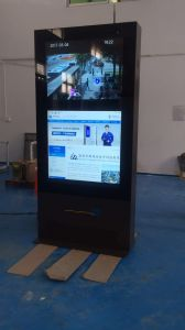 65inch Full HD Outdoor LCD Advertising Player pictures & photos