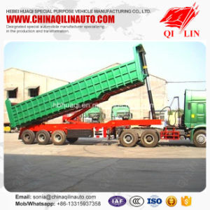 Mining Auto-Unloading Vehicle with Mechanical Suspension pictures & photos