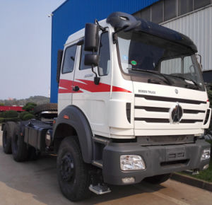 North Benz/Beiben 420HP 6X4 Tractor Truck for Sale pictures & photos