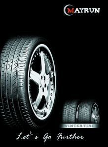 Mayrun Brand New Car Tyre pictures & photos