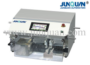 Full Automatic Coaxial Cable Cutting-Stripping Machine (ZDBX-65A) pictures & photos