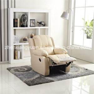 Lazy Boy Leather Recliner Sofa, PU Chair (AC-3648)