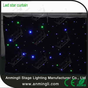 LED Light Star Drape