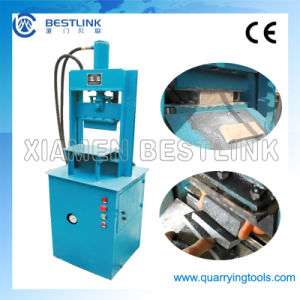 Automatic 12 Tons Hydraulic Stone Mosaic Cutting Machine pictures & photos