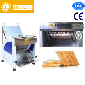 Manufacturer Supply Bread Slicing Machine for 7mm Thickness pictures & photos