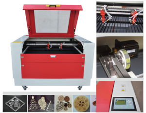 Laser Engraving and Cutting Machine with Two Heads (XZ1280/1290/1390/1590/1612) pictures & photos