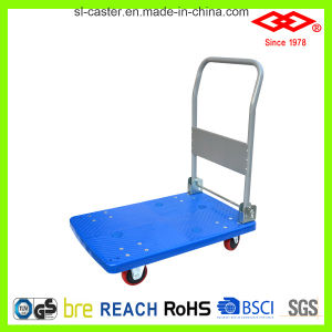 1100kg High Load Platform Hand Truck (LH05-1100) pictures & photos