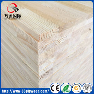 Furniture Grade Pine Finger Joint Board Plywood 18mm Poplar Core pictures & photos