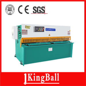 Hydraulic Cutting Machine QC12y-8X4000 Manufacturer pictures & photos