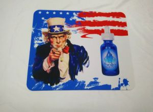 Best Selling Customized Sublimation Cheap Cloth Mouse Pad pictures & photos