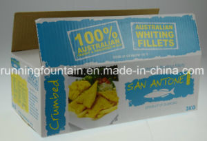 Customized Color Packaging Corrugated Carton Box