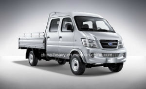 Largest Space of Double Cabin Mini Small Lorry Cargo Truck pictures & photos