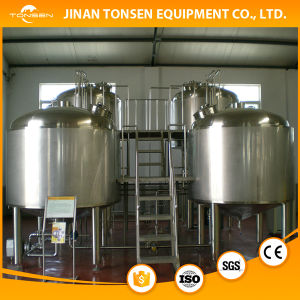 Mash Tun Brewing Kettle in Fermenting System pictures & photos