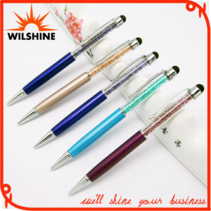The Most Popular Crystal Diamond Stylus Pen for Gift (IP015) pictures & photos