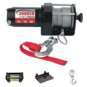 UTV Electric Winch 3000LB - ATV Parts Accessories pictures & photos