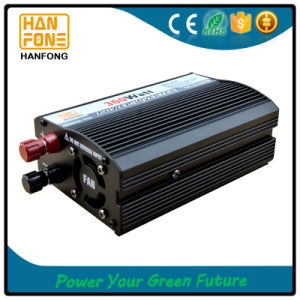 Home Solar System China Manufacturer Power Inverter 300W Car Converter pictures & photos