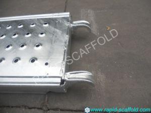 Allround Steel Deck/ Ringlock Steel Plank pictures & photos