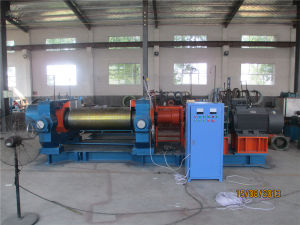 Two Roll Mixing Mill (Bearing) /Mixing Mill/ Rubber Machinery pictures & photos