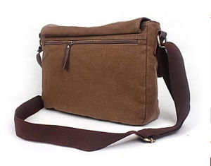 Outdoor Travel Canvas Messenger Bags Canvas Shoulder Bags pictures & photos