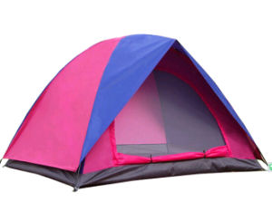 Waterproof Double Skin Camping Tent for 2 Persons (LGT14004)