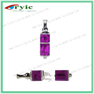 E-Cigarette Clearomizer, GS9 Vivi Double Tank V-Core Atomizer with Huge Vapors and Many Colors to Choose
