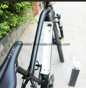 28 Inch 350W Electric Mountain E Bike with Hidden Battery pictures & photos