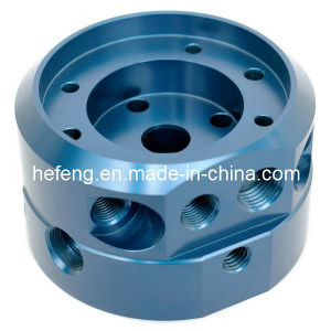 Precision Anodized CNC Machining Aluminum Parts (HF131109)