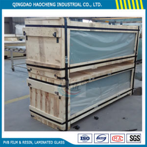 Factory Price Transparent PVB Film Safety Laminated Glass pictures & photos