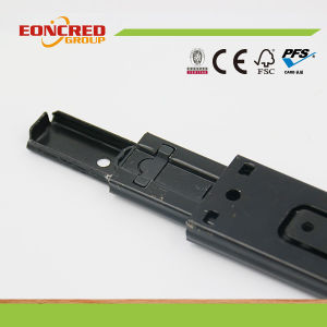 Full Extension Ball Bearing Telescopic Drawer Slides pictures & photos
