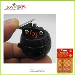 Plastic Ring Caps Grenade Toy Fireworks