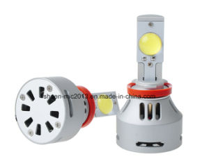 CREE Car LED Headlight 12V 72W 6400lm pictures & photos