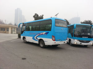 19-21 Seats Bus for Export /City Bus High quality pictures & photos