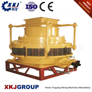 High Capacity Stone Cone Crusher with High Efficiency pictures & photos