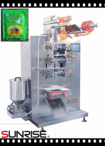 China Manufacture Tomato Paste Four-Side Sealing & Multi-Line Packing Machine (DXDO-J350E)